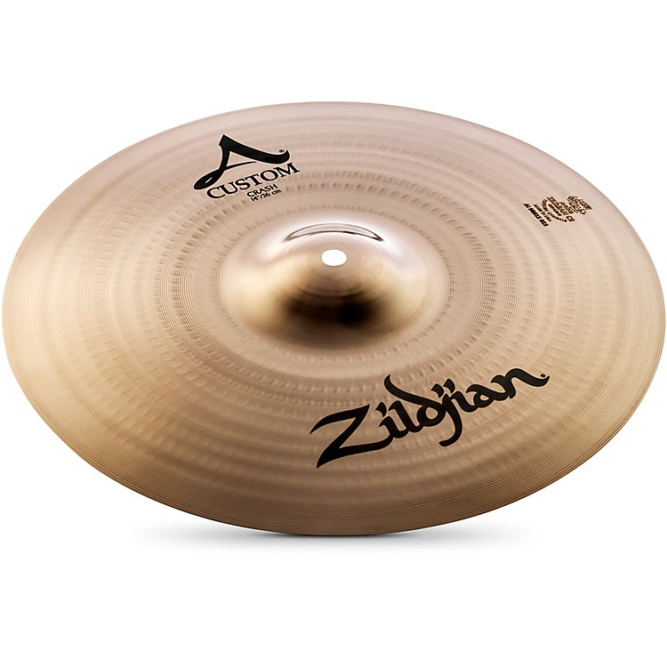 Zildjian A Custom Crash Cymbal  14 in.