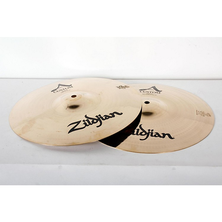 Zildjian A Custom Hi-Hat Pair 13 in. 888365907468