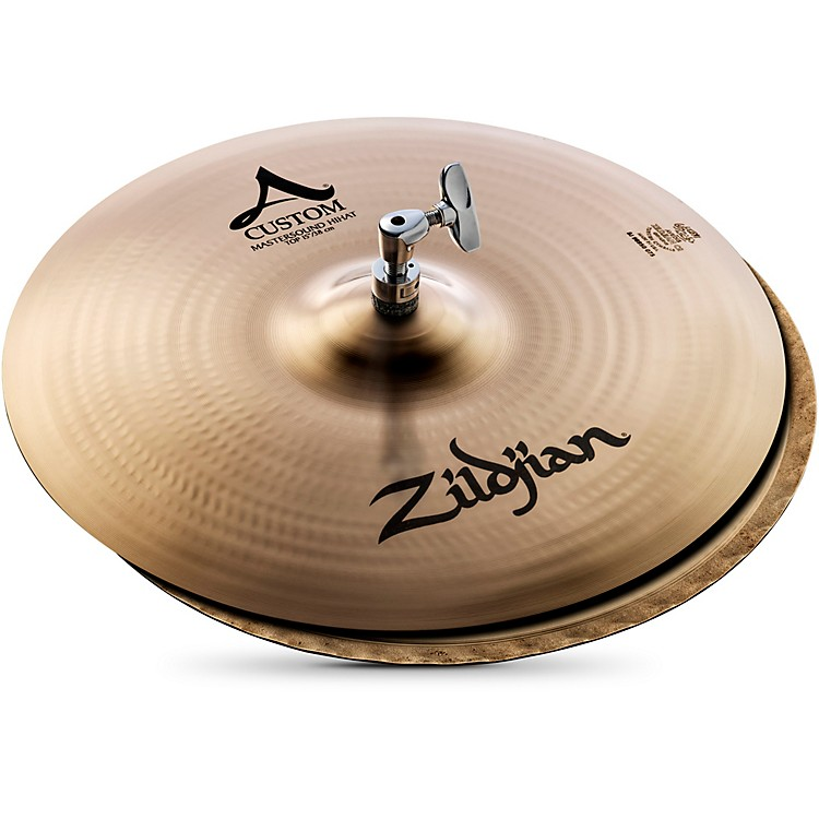 ZildjianA Custom Mastersound Hi-Hat Pair15 in.