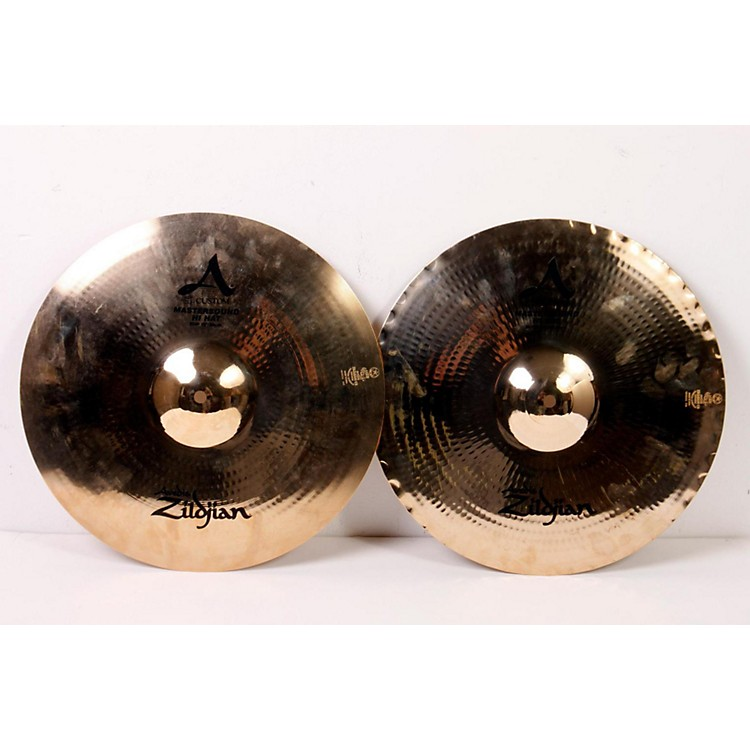 Zildjian A Custom Mastersound Hi-Hat Pair  886830938092