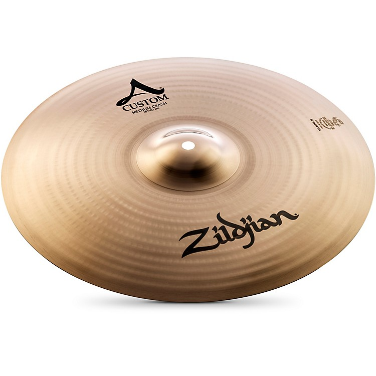 Zildjian A Custom Medium Crash  16 in.