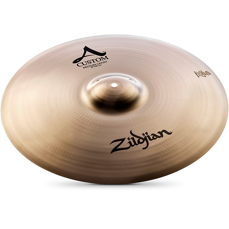 Zildjian A Custom Medium Crash  19 in.