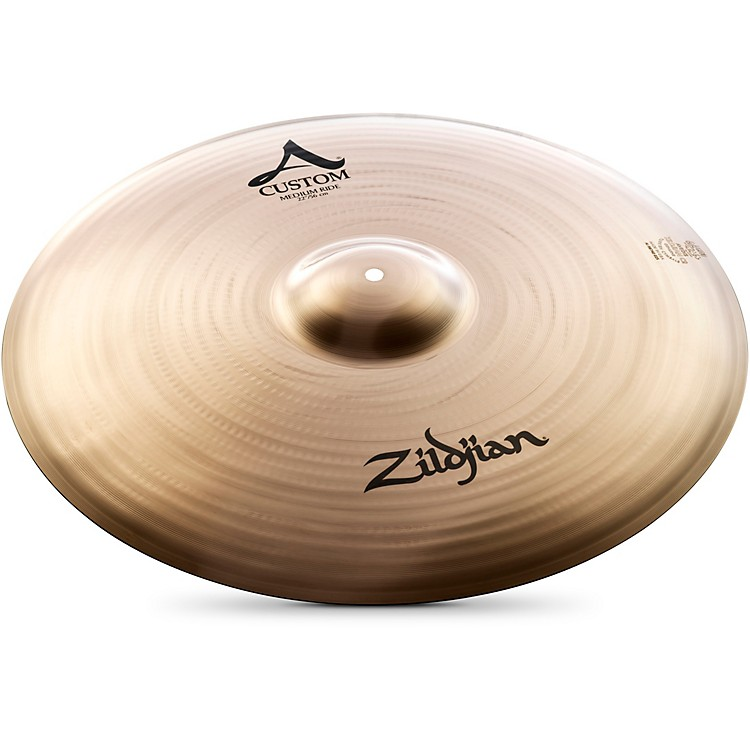 Zildjian A Custom Medium Ride Cymbal  22 in.