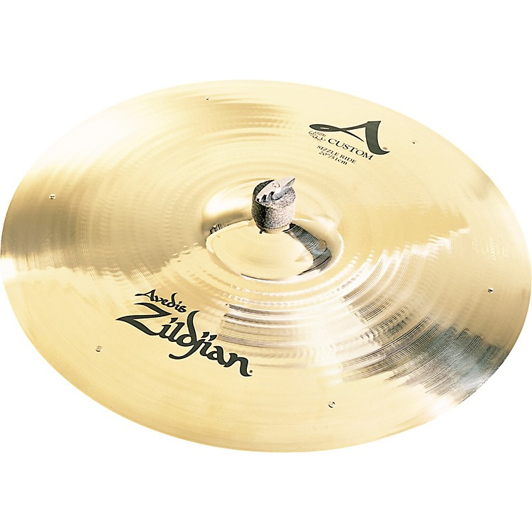 Zildjian A Custom Medium Sizzle Ride  20 Inch