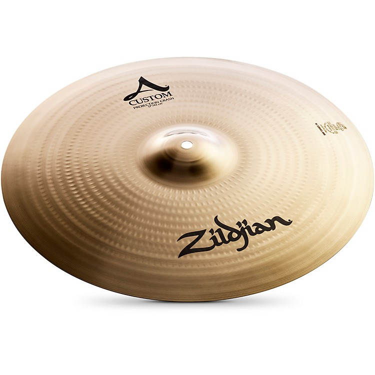 Zildjian A Custom Projection Crash Cymbal  17 Inches