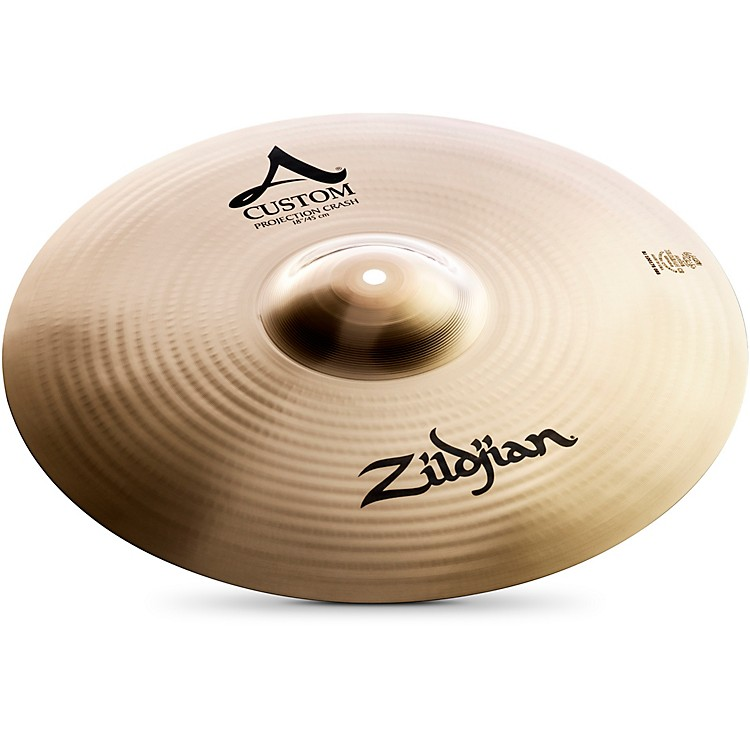 Zildjian A Custom Projection Crash Cymbal  18 in.