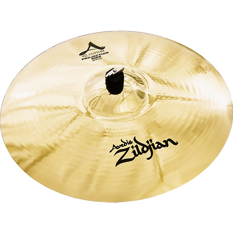 Zildjian A Custom Projection Ride Cymbal  20 Inches