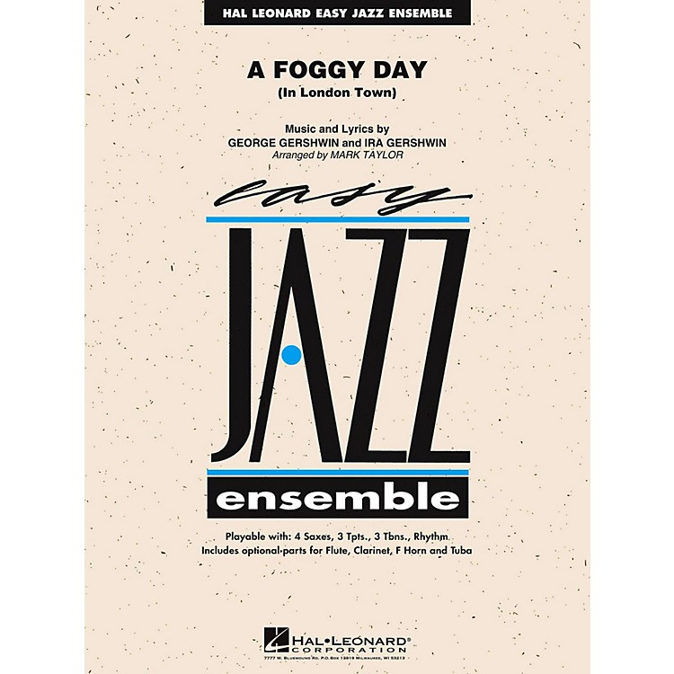 Hal Leonard A Foggy Day Jazz Band Level 2