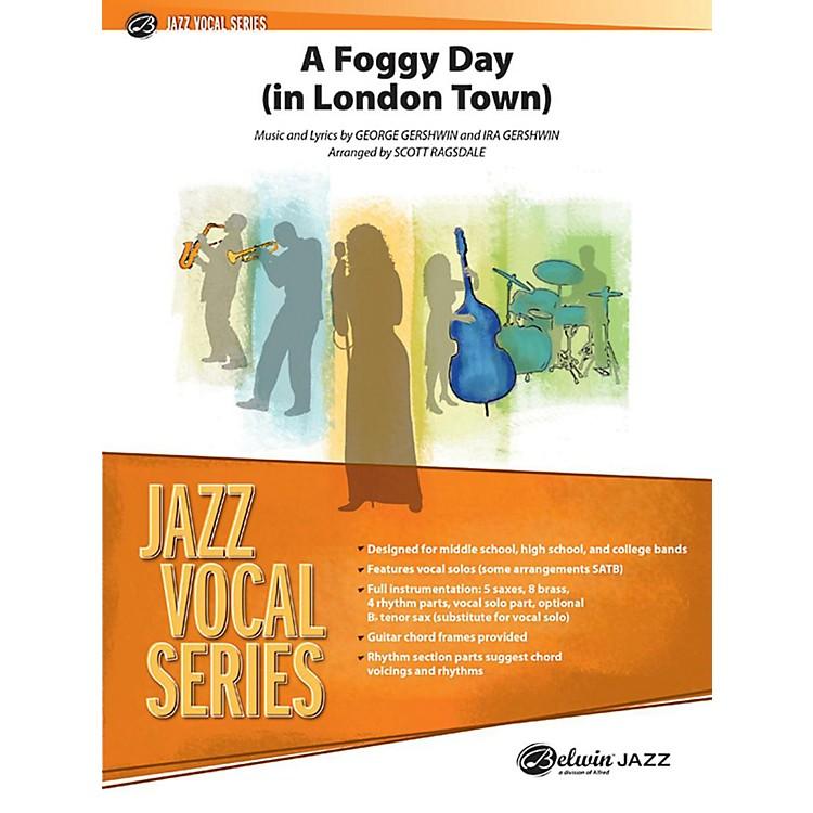 AlfredA Foggy Day Jazz Vocal Band Grade 3 Set