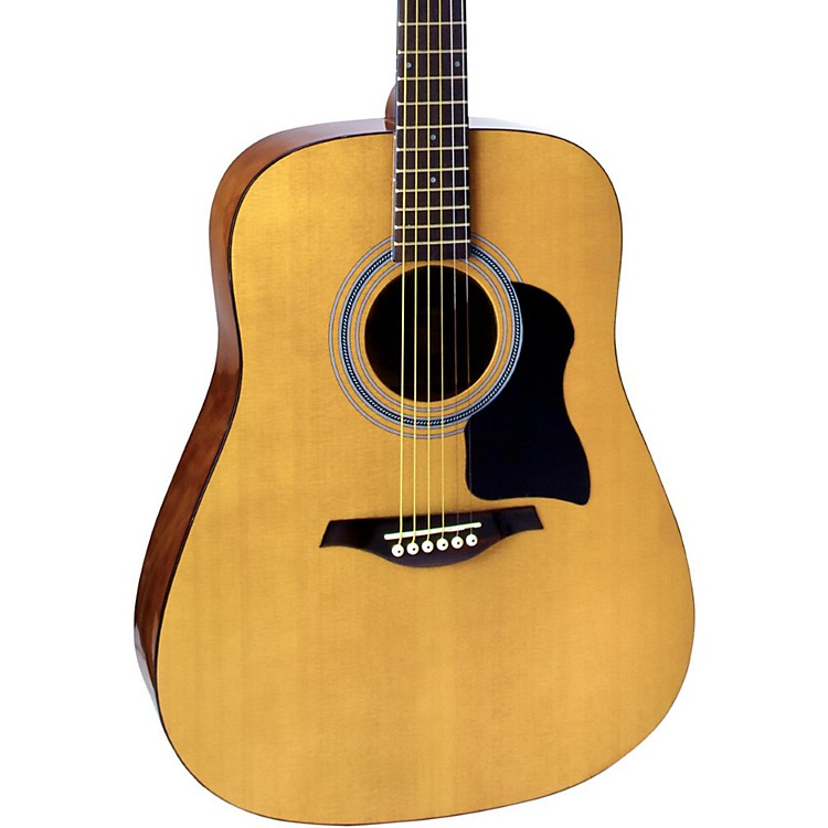 HohnerA+ Full Size Dreadnought Acoustic GuitarNatural