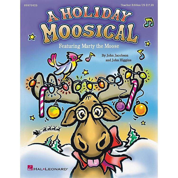 Hal LeonardA Holiday Moosical