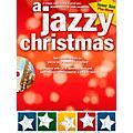 Hal Leonard A Jazzy Christmas - Tenor Sax Play-Along Book/CD