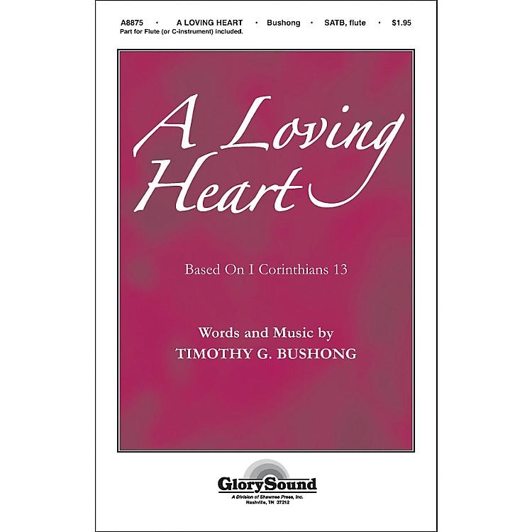 Hal LeonardA Loving Heart SATB