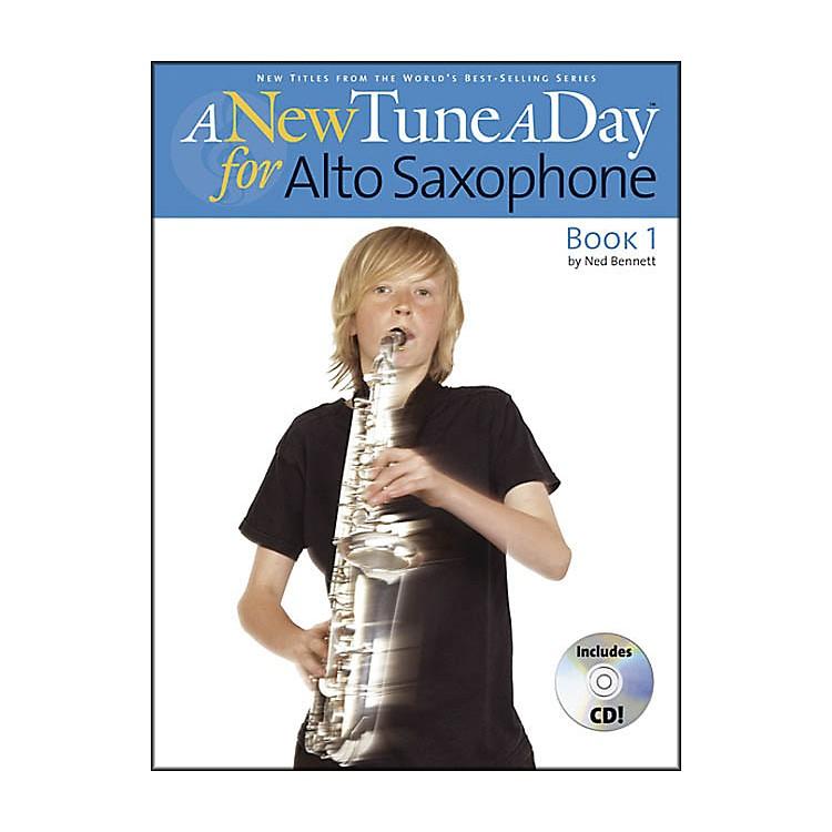 Music SalesA New Tune A Day Alto Sax Book 1 Book/CD
