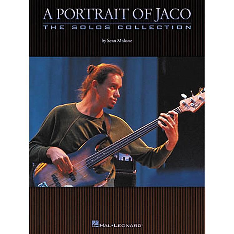 Hal LeonardA Portrait of Jaco The Solos Collection Songbook