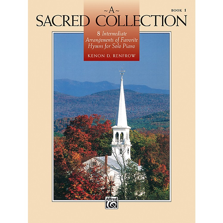 AlfredA Sacred Collection Book 1