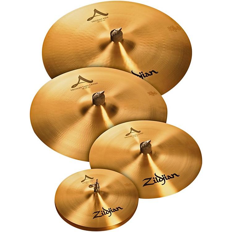 ZildjianA Series Cymbal Pack