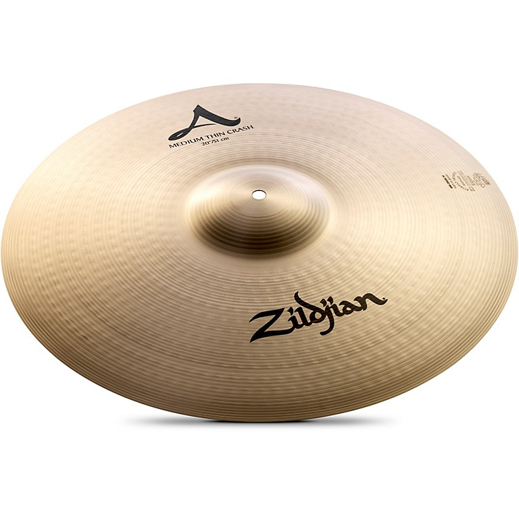 Zildjian A Series Medium-Thin Crash Cymbal  20 in.