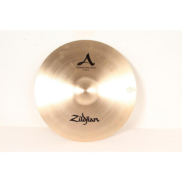 Zildjian A Series Medium-Thin Crash Cymbal Regular 888365182087