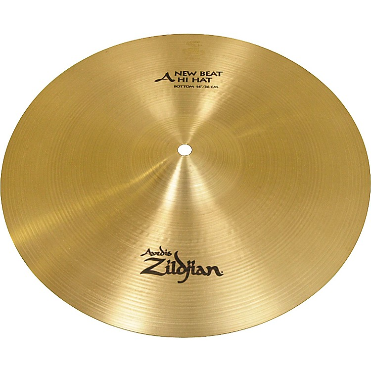 Zildjian A Series New Beat Hi-Hat Bottom