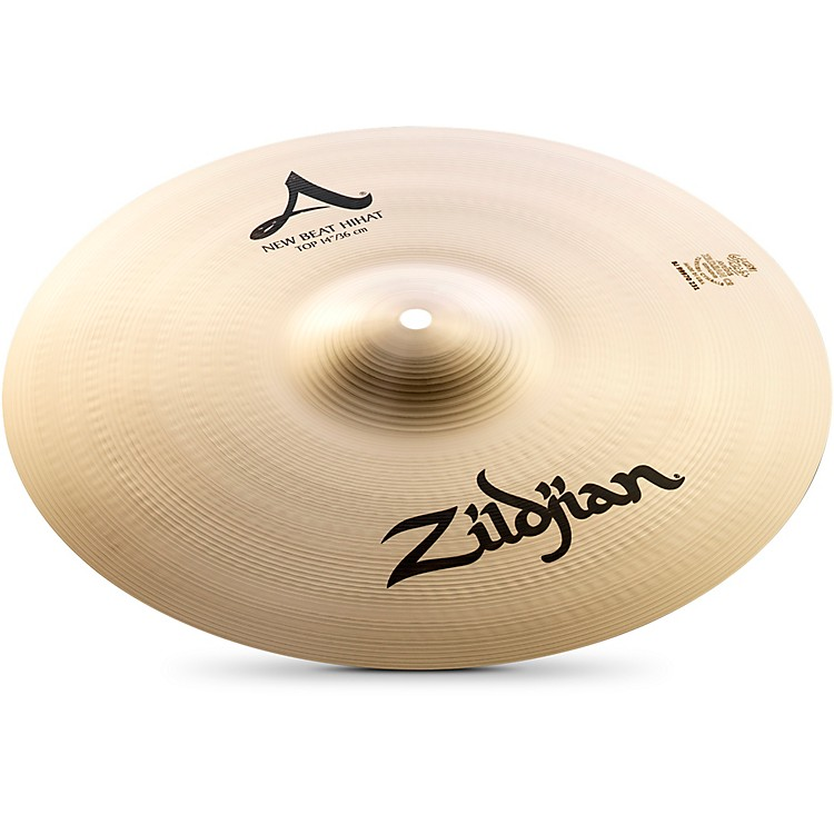 ZildjianA Series New Beat Hi-Hat Top14 in.