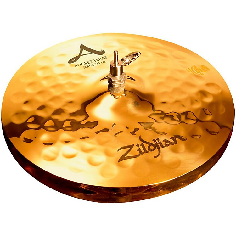 Zildjian A Series Pocket Hi-Hat Pair 13 Inch