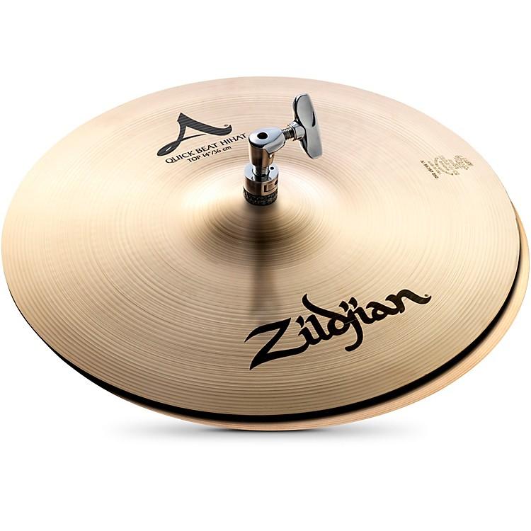 ZildjianA Series Quick Beat Hi-Hat Pair14 Inches