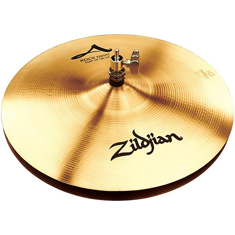 Zildjian A Series Rock Hi-Hat Pair  14 in.