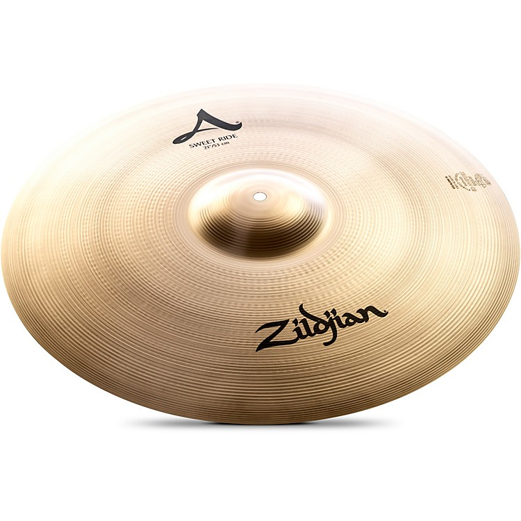 Zildjian A Series Sweet Ride Brilliant Finish  21 Inches