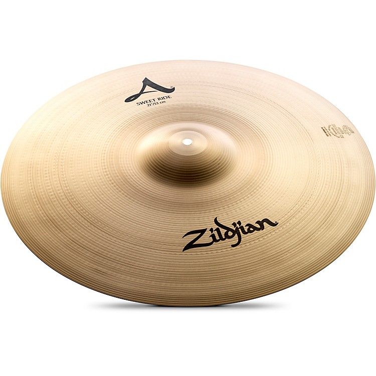 Zildjian A Series Sweet Ride Cymbal  21 Inches