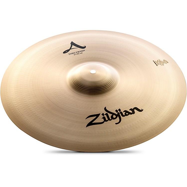 ZildjianA Series Thin Crash Cymbal17 in.