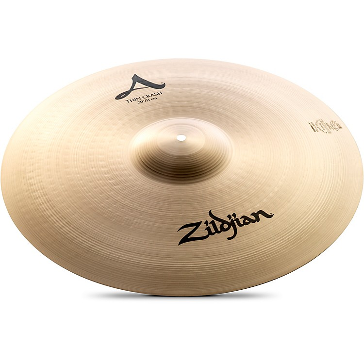 Zildjian A Series Thin Crash Cymbal 20 Inch