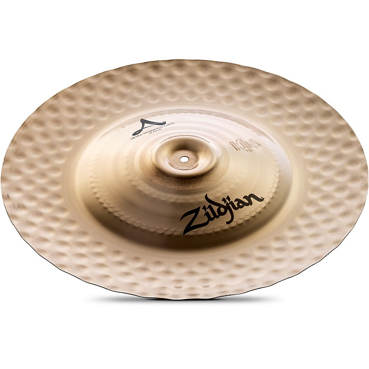 Zildjian A Series Ultra Hammered China Cymbal Brilliant 21 in.