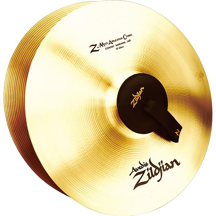 ZildjianA Z-MAC Cymbal Pair18 in.