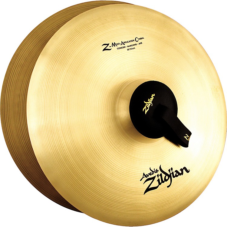 ZildjianA Z-MAC Cymbal Pair20 in.
