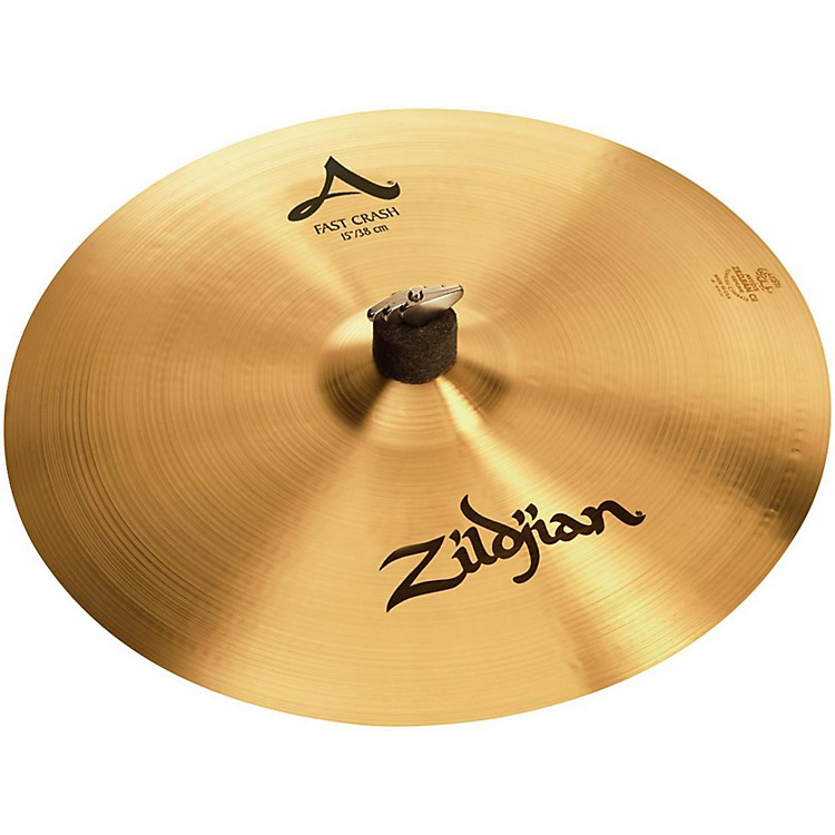 Zildjian A Zildjian Fast Crash  15 Inches