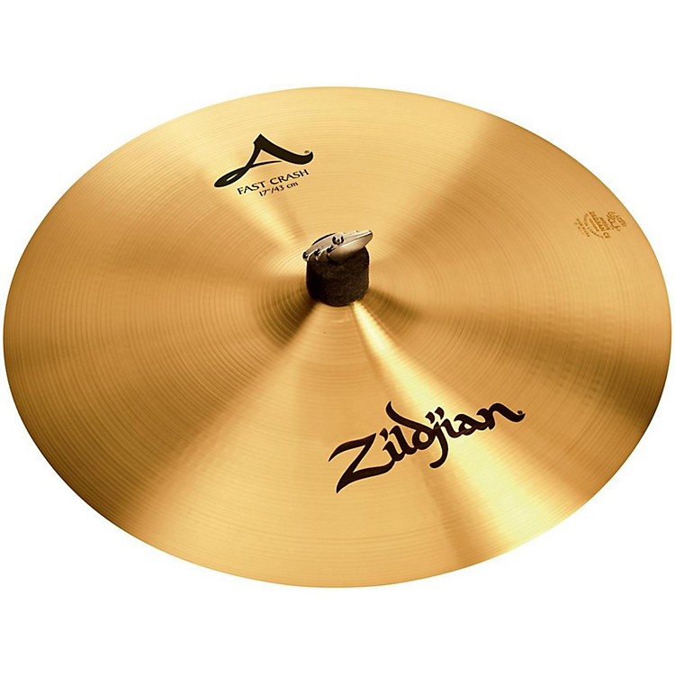 Zildjian A Zildjian Fast Crash  17 in.