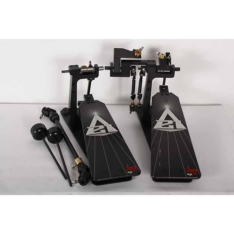 Axis A21 Laser Double Bass Drum Pedal Regular 888365893716