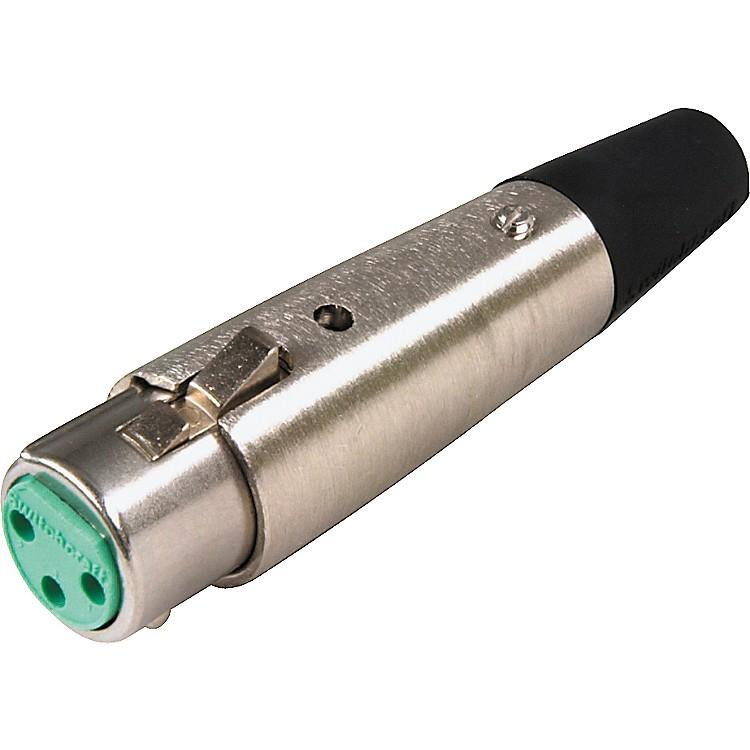 SwitchcraftA3F Female XLR Plug