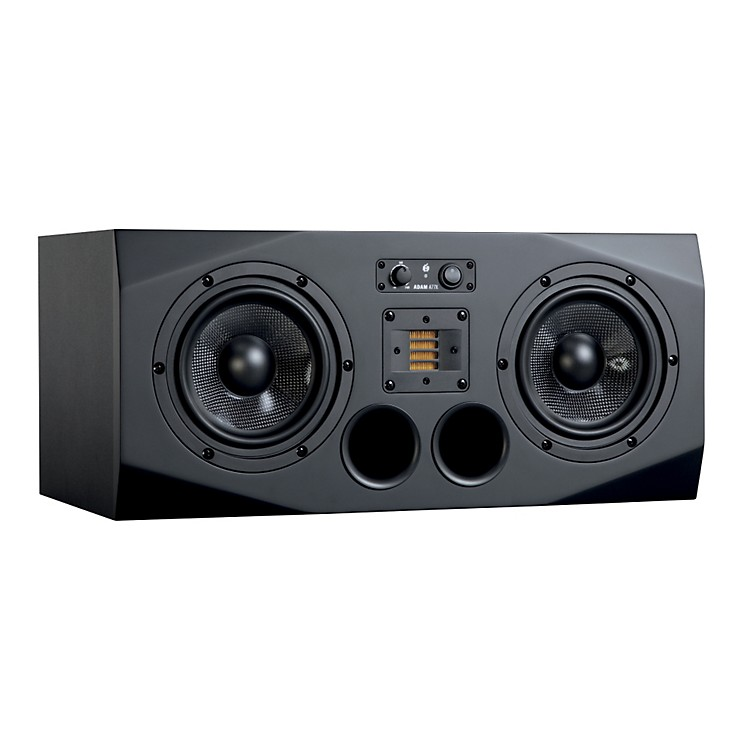 Adam Audio A77X Powered Monitor Left