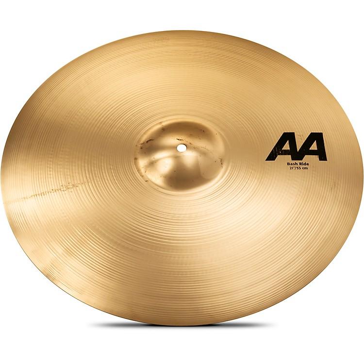 SabianAA Bash Ride Cymbal Brilliant21 in.2012 Cymbal Vote