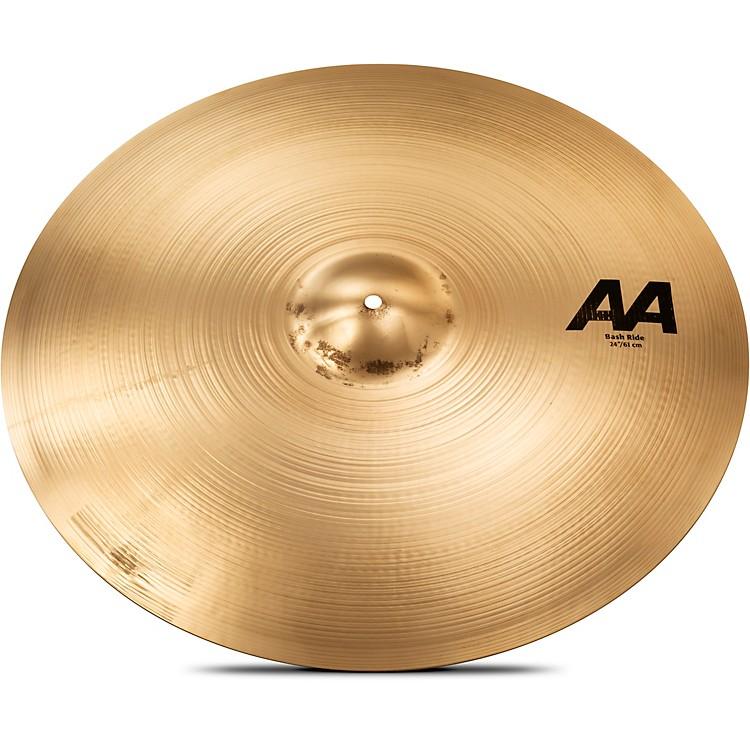 SabianAA Bash Ride Cymbal Brilliant24 in.2012 Cymbal Vote