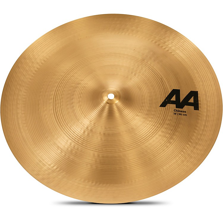 SabianAA Chinese Cymbal18 in.