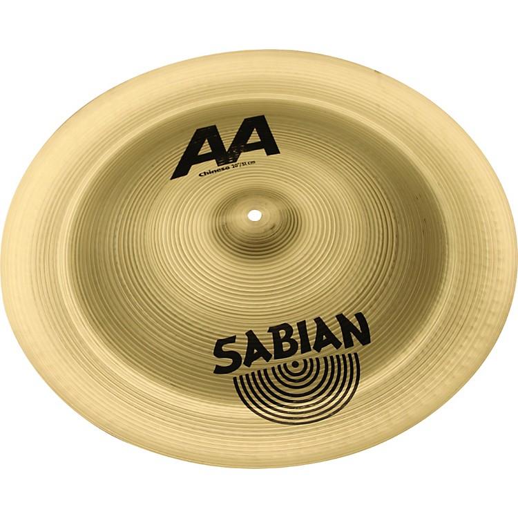 SabianAA Chinese Cymbal20 in.