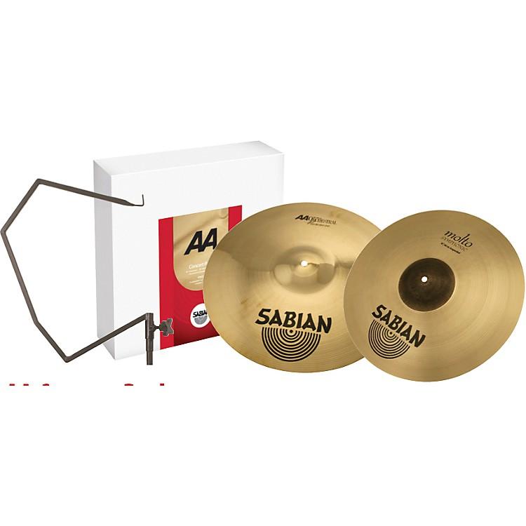 SabianAA Concert Cymbal Pack