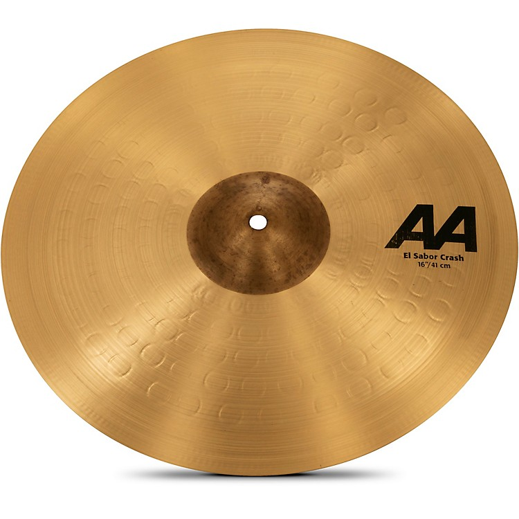 Sabian AA El Sabor Crash Cymbal  16 Inches
