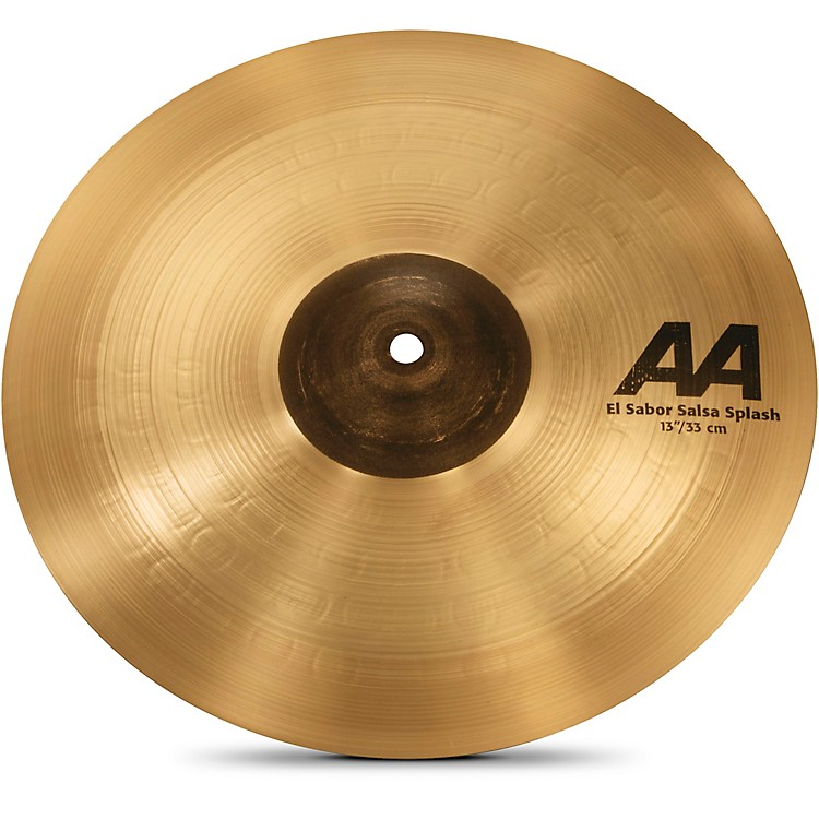 Sabian AA El Sabor Splash Cymbal  13 Inches