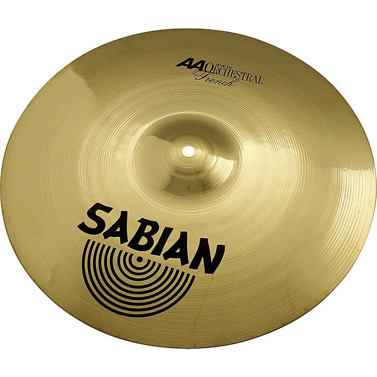 SabianAA French Cymbals19 in.