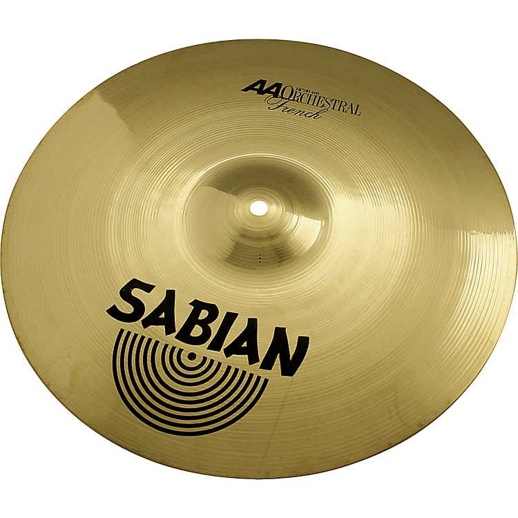 Sabian AA French Cymbals 21 in.