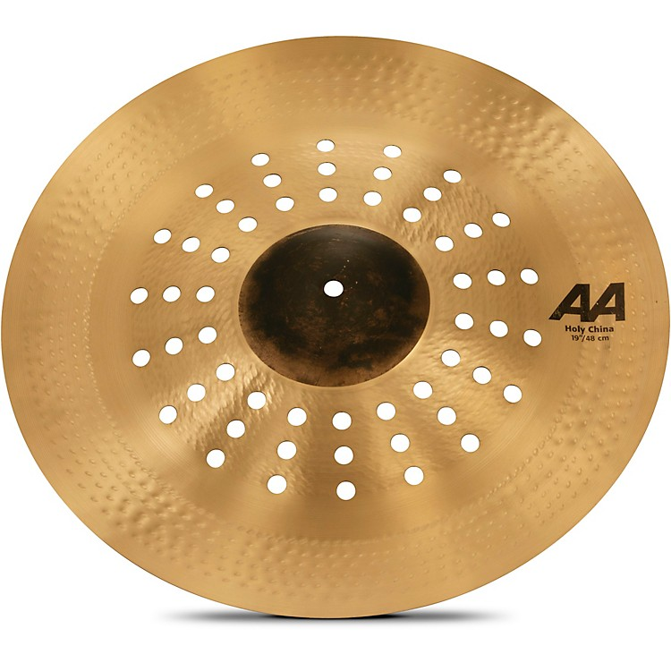 Sabian AA Holy China Cymbal 19 in.